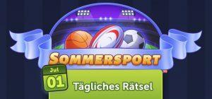 4 Bilder 1 Wort Tägliches Rätsel Sommersport Lösungen