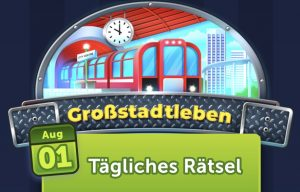 4 Bilder 1 Wort Grossstadtleben tägliches Rätsel 1 August 2021 Lösung